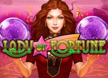 Automat Lady Of Fortune: graj za darmo tutaj