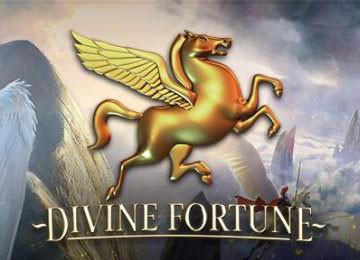 Gra hazardowa Divine Fortune dla wszystkich fanów dobrej zabawy