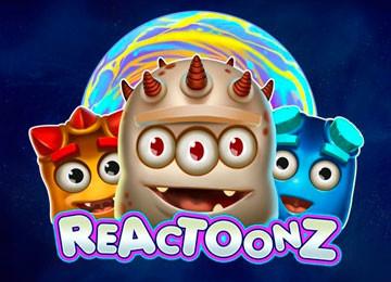 Gra hazardowa Reactoonz – klasyczna gra dla wielbicieli częstych wygranych