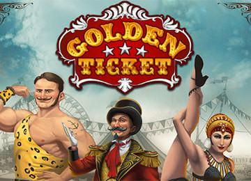 Automat Golden Ticket dla wszystkich fanów dobrej zabawy