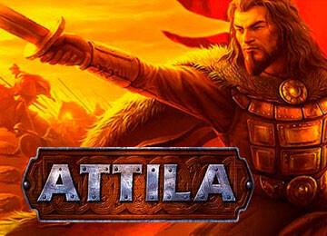 Gra Attila – klasyczna gra dla wielbicieli częstych wygranych