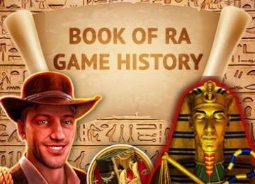 Book Of Ra Deluxe — gra z akcją w samym sercu starożytnego Egiptu