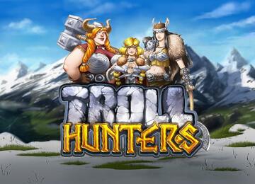 Slot Troll Hunters: graj za darmo tutaj